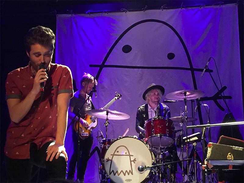 LIVE REVIEW: Jukebox the Ghost @ Bowery Ballroom