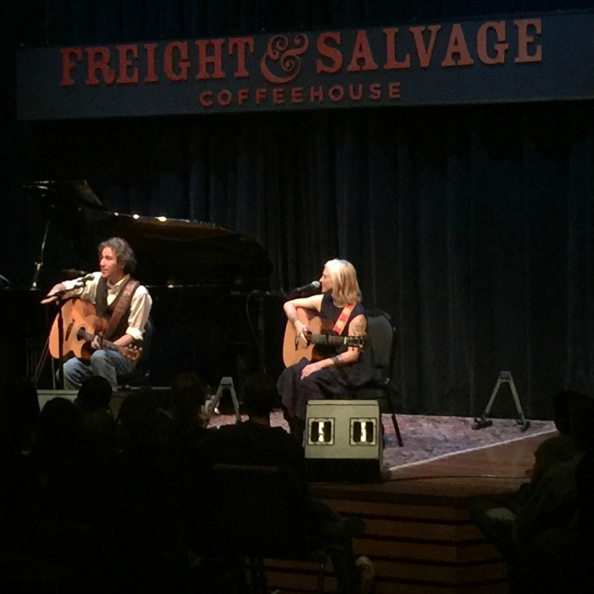 LIVE Review: The Weepies @ Freight and Salvage