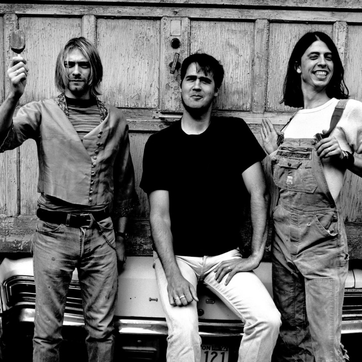 ONLY NOISE: Nevermind Nirvana