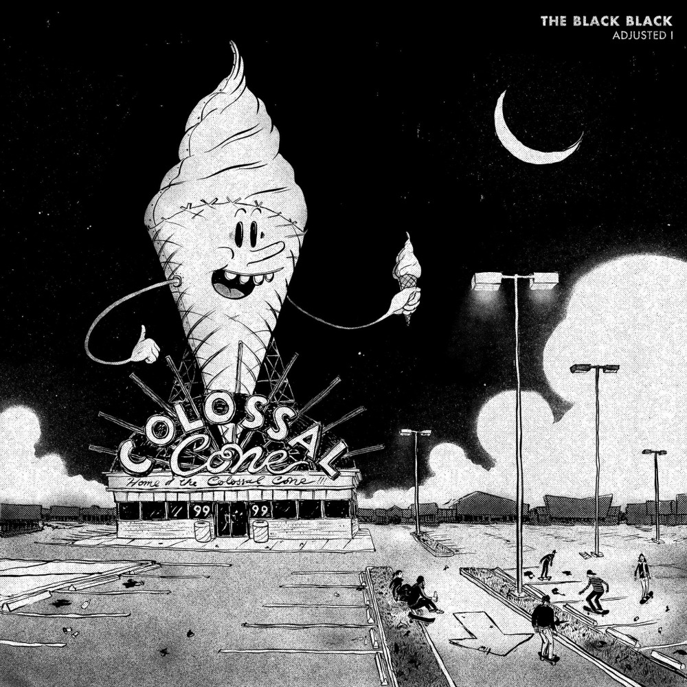 INTERVIEW/EP REVIEW: The Black Black
