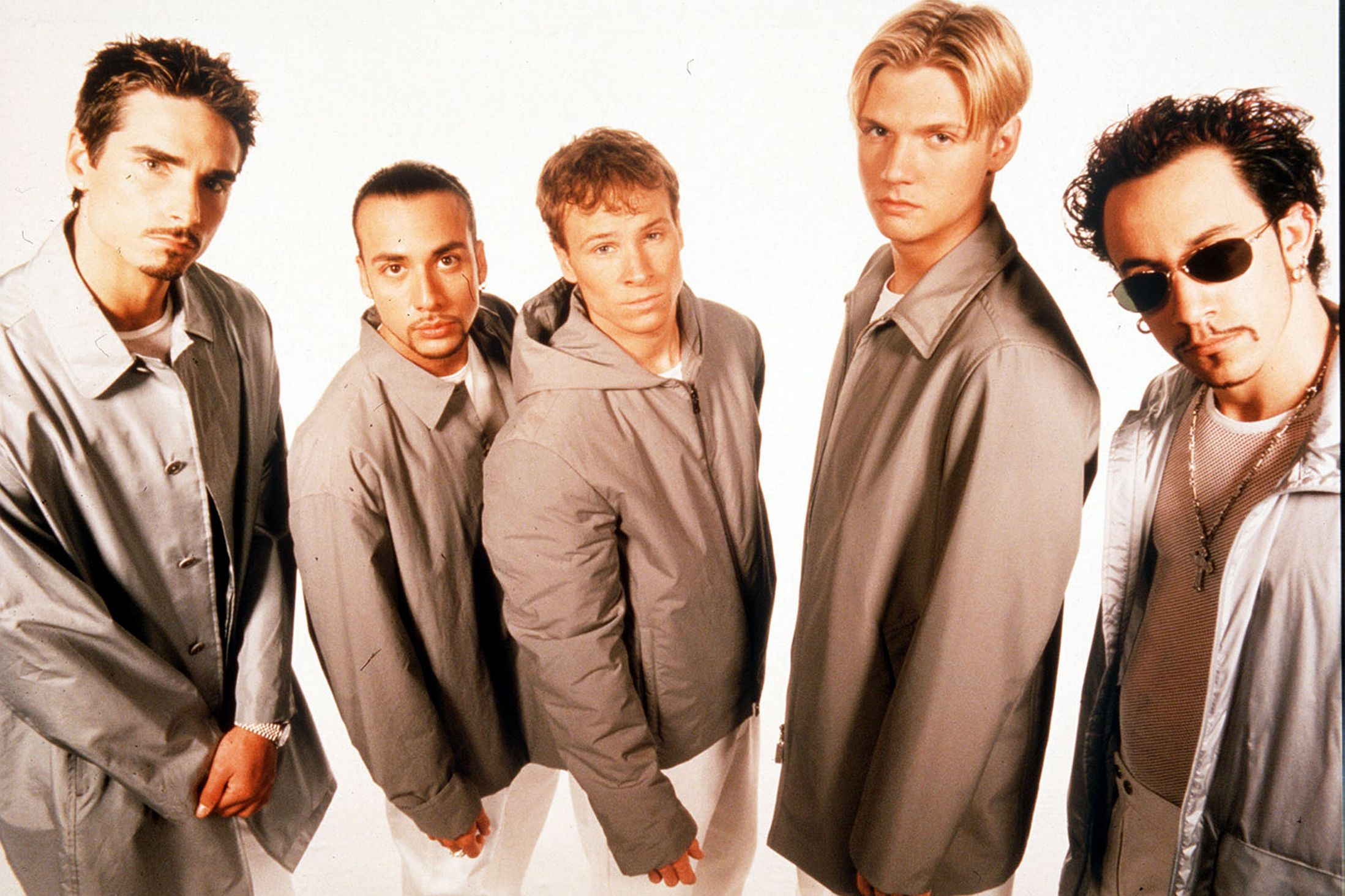 ONLY NOISE: Backstreet's Back
