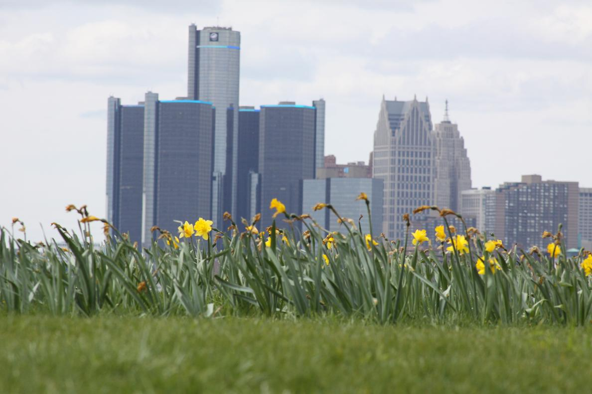 PLAYING DETROIT: A Springtime Playlist