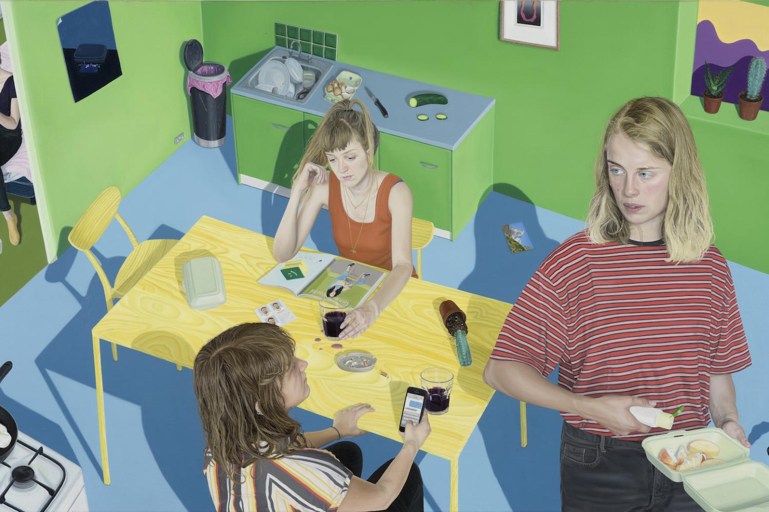 """TRACK REVIEW: Marika Hackman """"My Lover Cindy"""""""