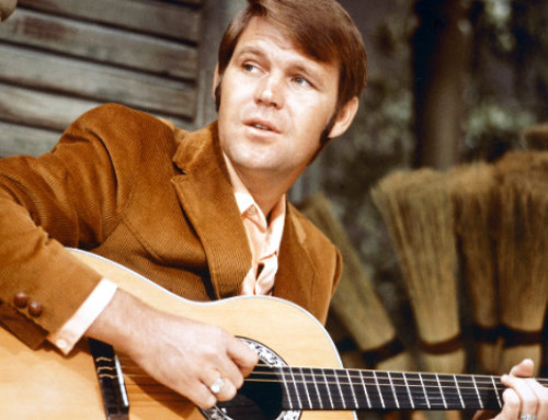 NEWS ROUNDUP: RIP Glen Campbell, A Celebrity Reptile & More