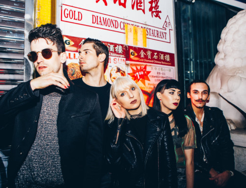 ARTIST INTERVIEW: SC Mira on Their New EP 'Keep Crawling'