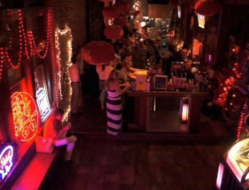 PLAYING COLUMBUS: Double Happiness to Close After 7-year Run