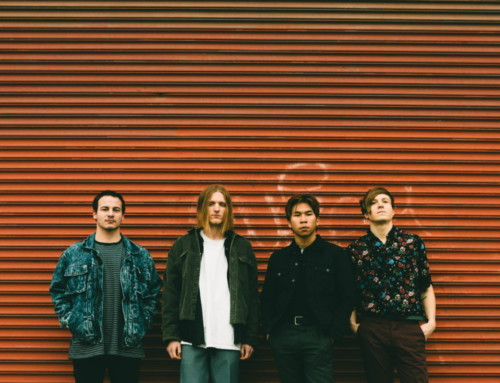 "PLAYING DETROIT: The True Blue Tackle Post-Breakup Anxiety on ""What Do You Think of Me?"""