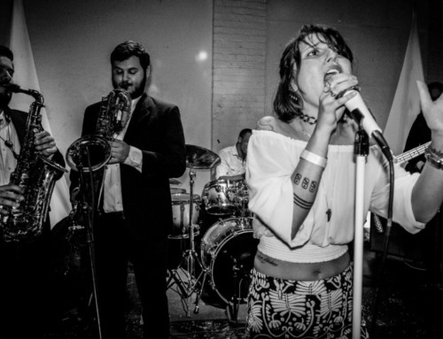 PLAYING DETROIT: Virginia Violet & The Rays Modernize Motown with 'On the Fringe'