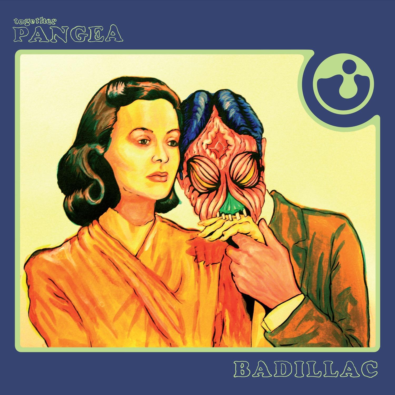 "ALBUM REVIEW: together PANGEA ""Badillac"""