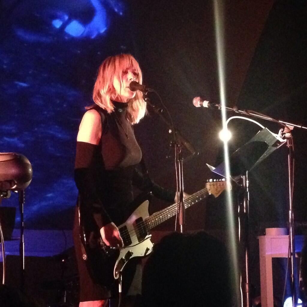 LIVE REVIEW: Kim Gordon closes out Mike Kelley's Retrospective at MoMA PS1