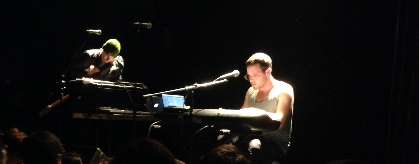 LIVE REVIEW: Baths & Young Fathers at Bowery Ballroom