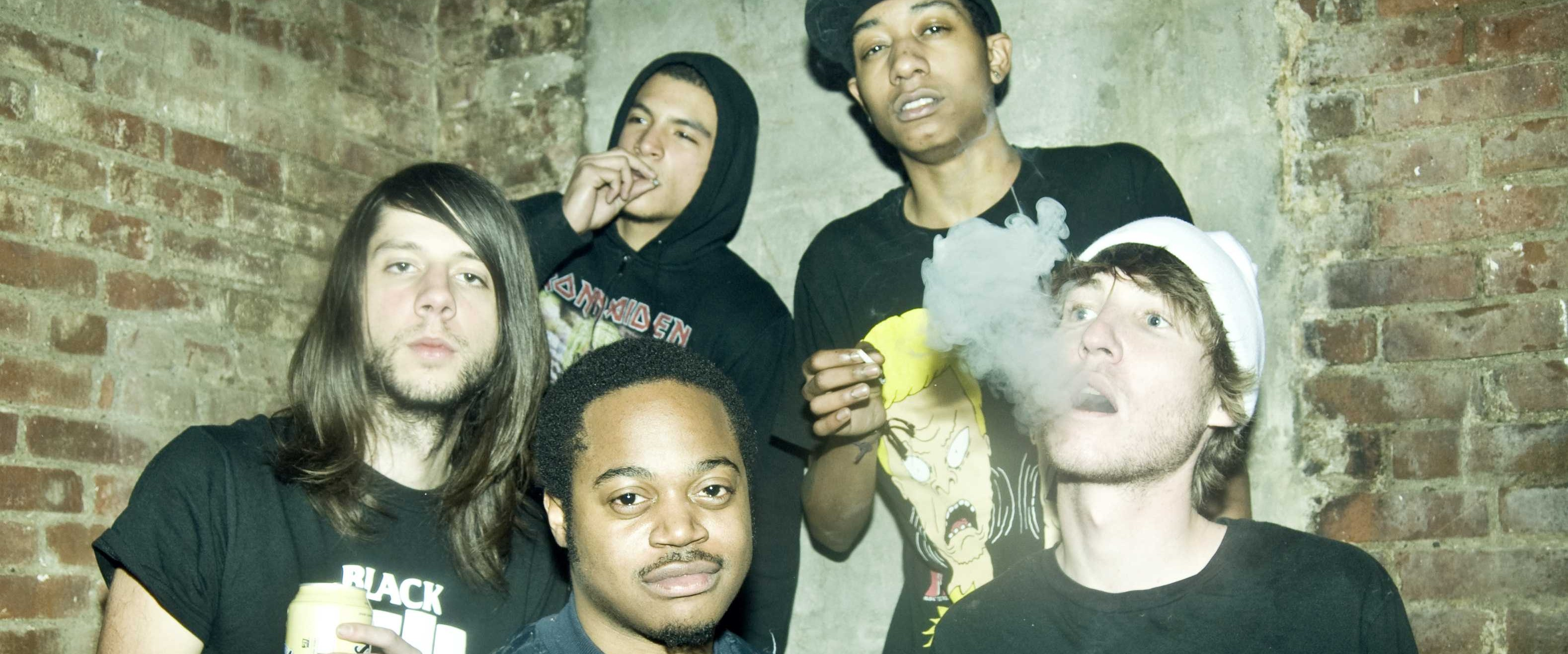 "ALBUM REVIEW: Cerebral Ballzy ""Jaded & Faded"""