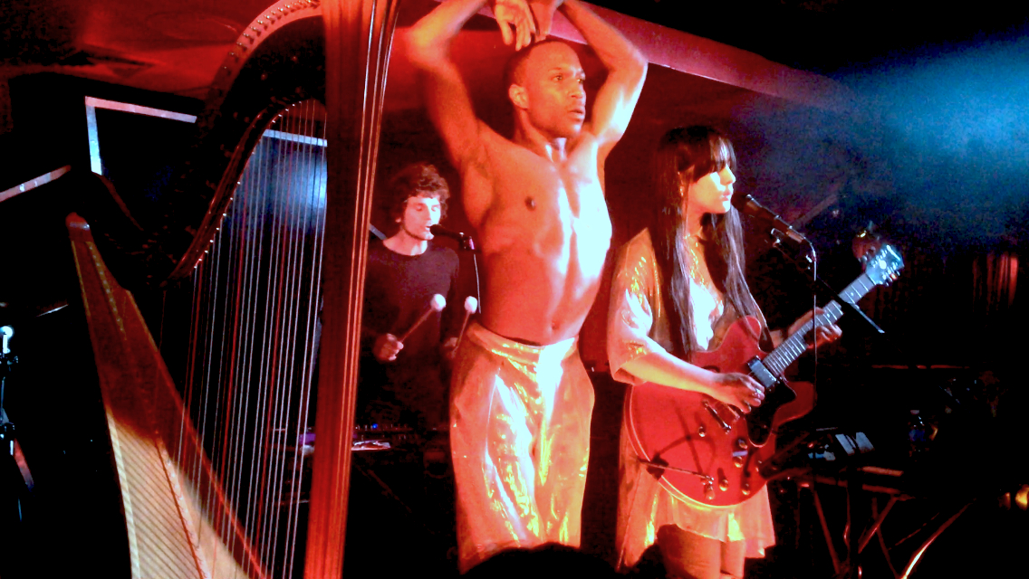 LIVE REVIEW: Young Magic Album Release @ McKittrick Hotel