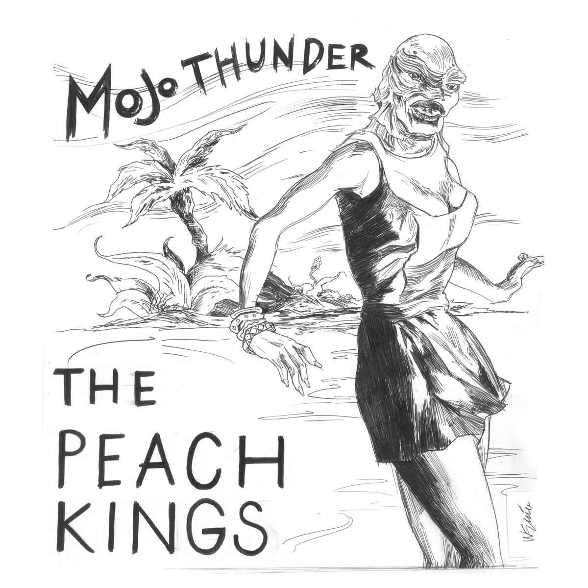 "EP REVIEW: The Peach Kings ""Mojo Thunder"""