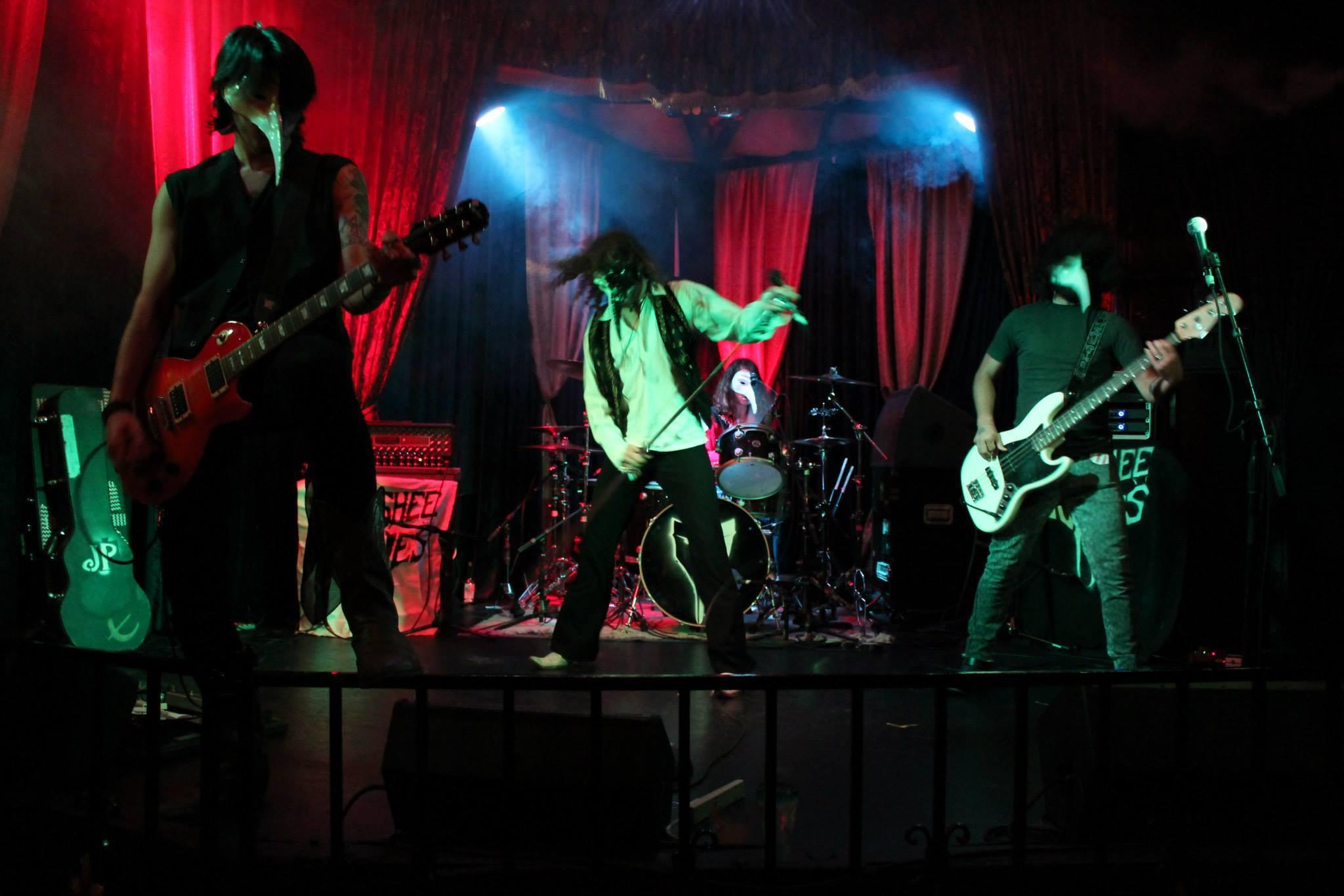 LIVE REVIEW: Banshee Bones @ Bar Sinister