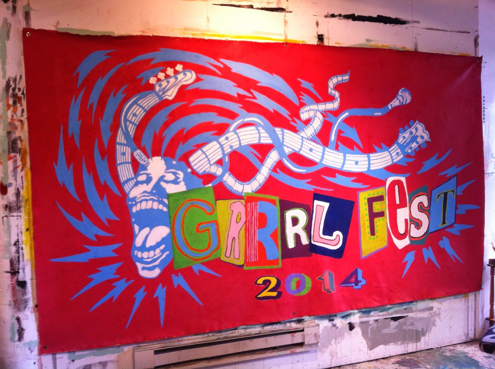 INTERVIEW: A Chat with Grrrl Fest Organizers