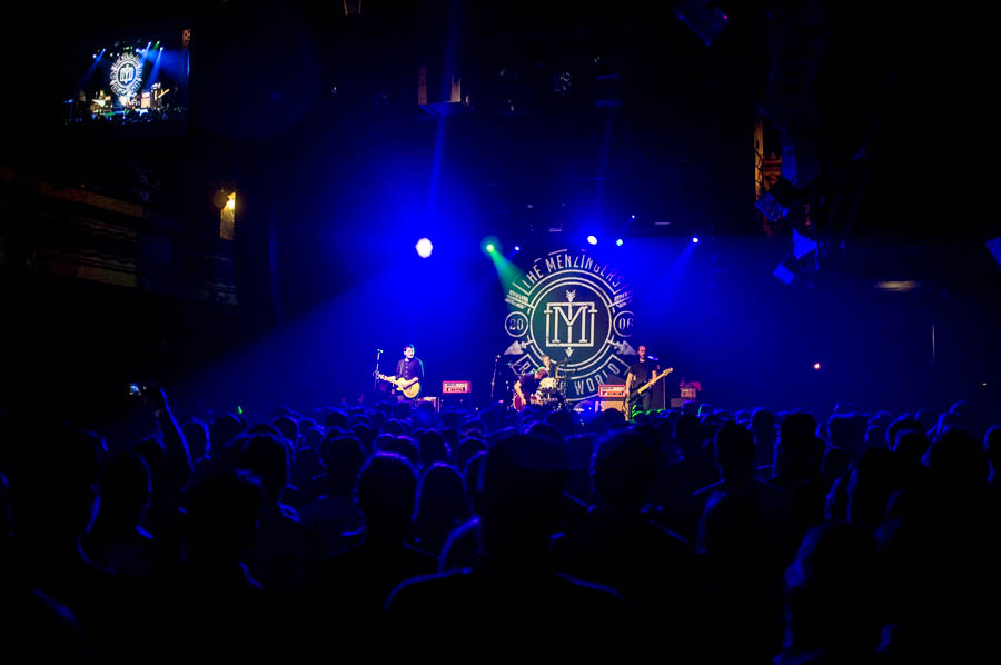 LIVE REVIEW: The Menzingers @ Webster Hall