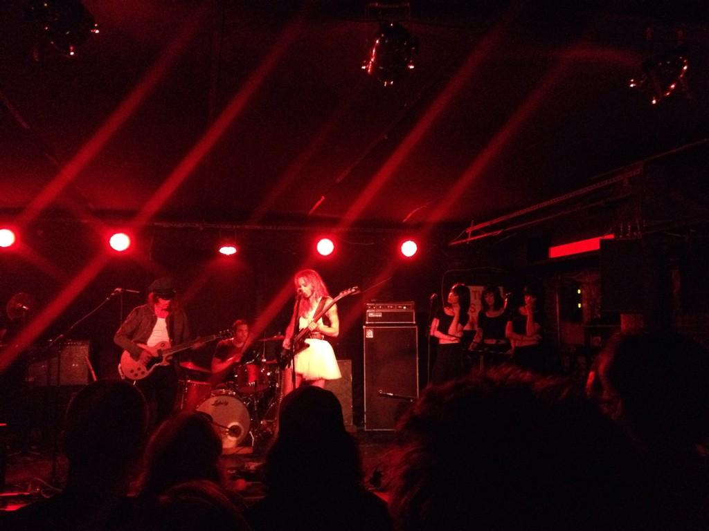 LIVE REVIEW: The Jane Shermans @ Mercury Lounge