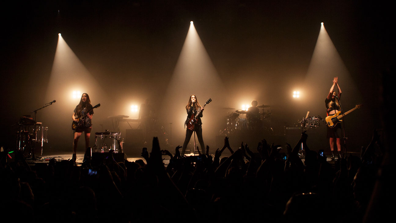 LIVE REVIEW: HAIM @ The Wiltern, L.A.