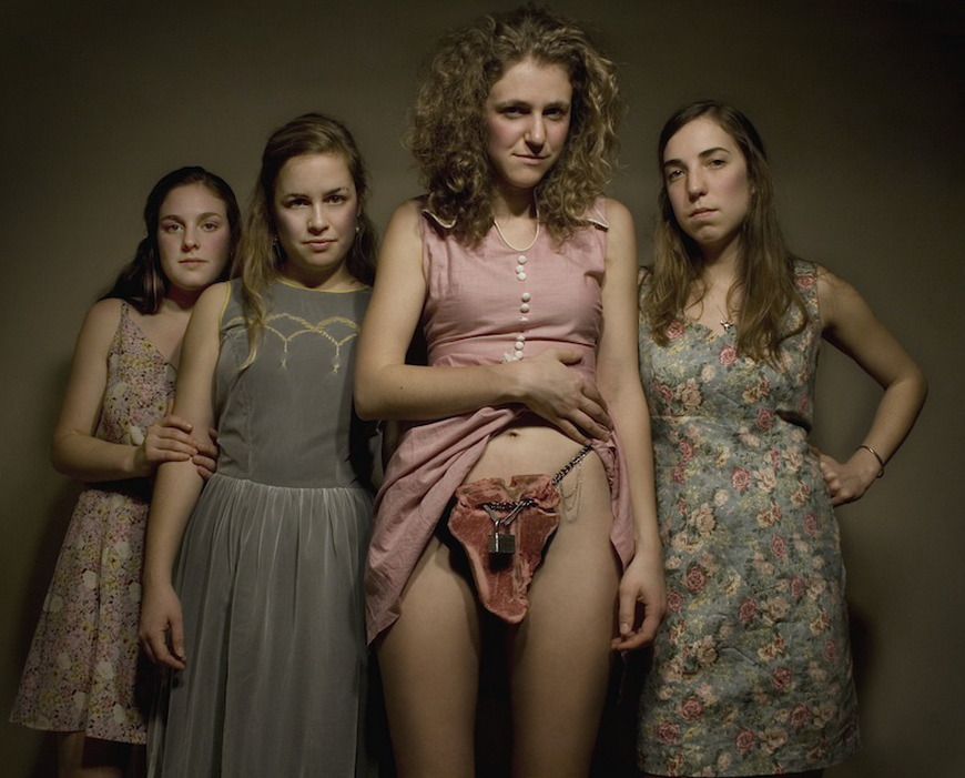 Chastity Belt - Group