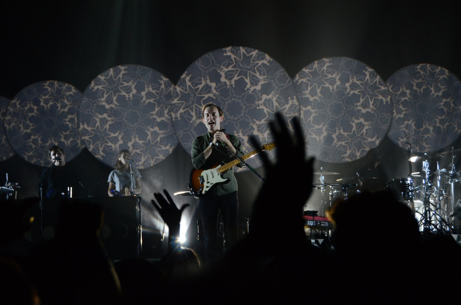 LIVE REVIEW: Bombay Bicycle Club @ The Wiltern L.A.
