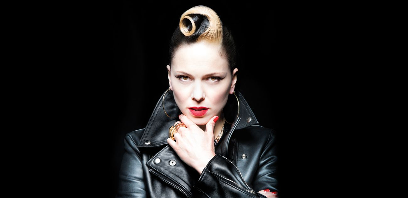 LIVE REVIEW: Imelda May @ Irving Plaza