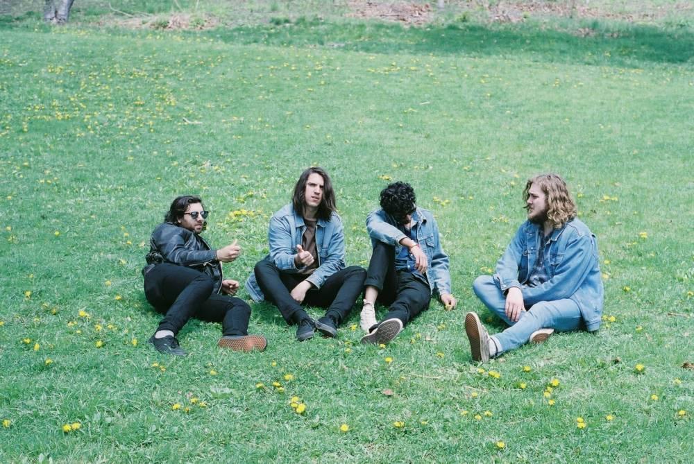 Pat Sun band
