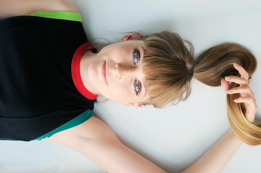 HerHabits 1 by Mikaela Gauer