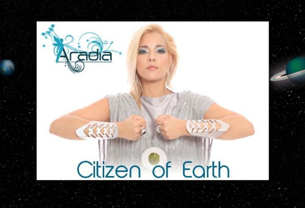 "ALBUM REVIEW: Aradia ""Citizen of Earth"""