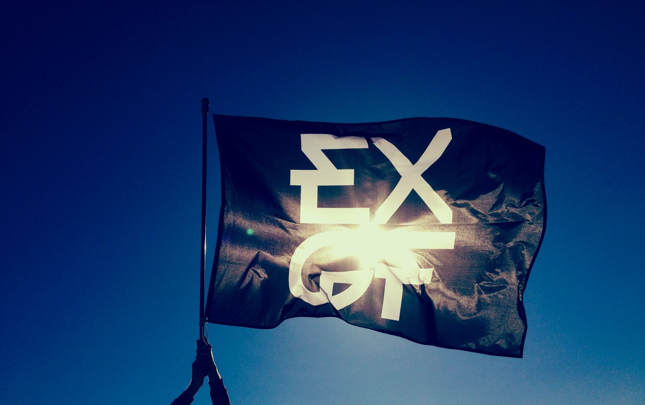 """TRACK REVIEW: EXGF """"We Are The Hearts"""""""