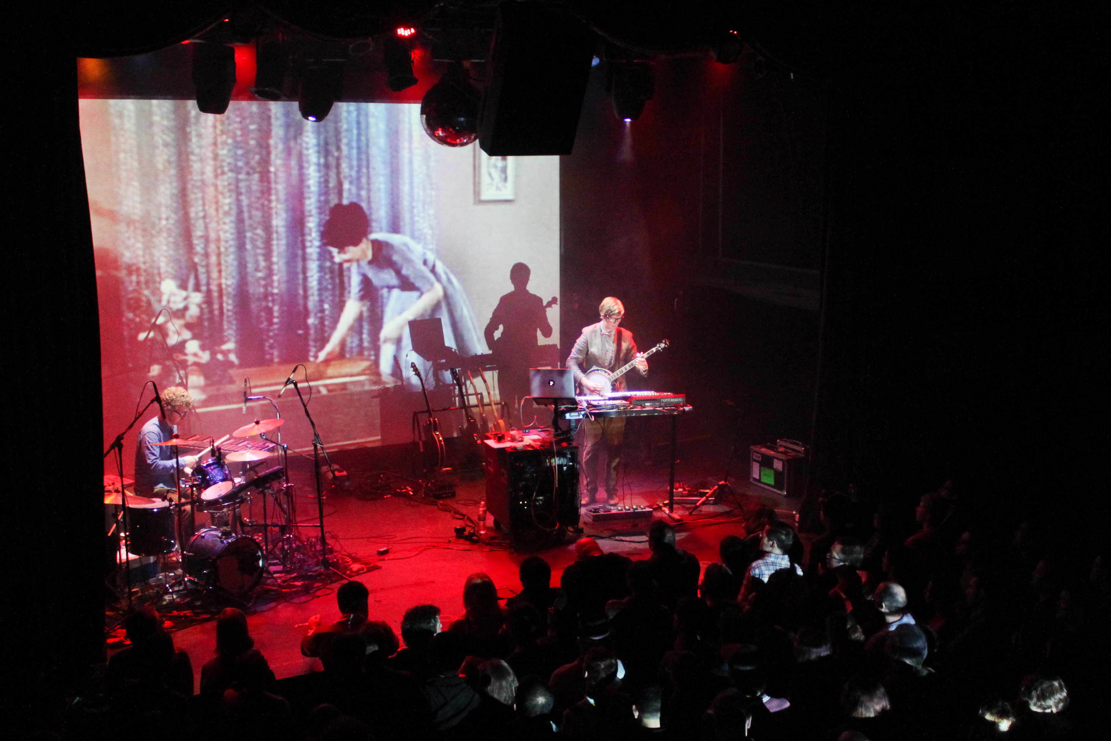LIVE REVIEW: Public Service Broadcasting @ Bowery Ballroom