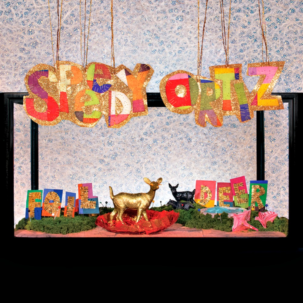 "ALBUM REVIEW: Speedy Ortiz ""Foil Deer"""