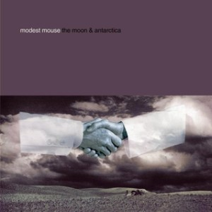 Modest Mouse Moon album cover