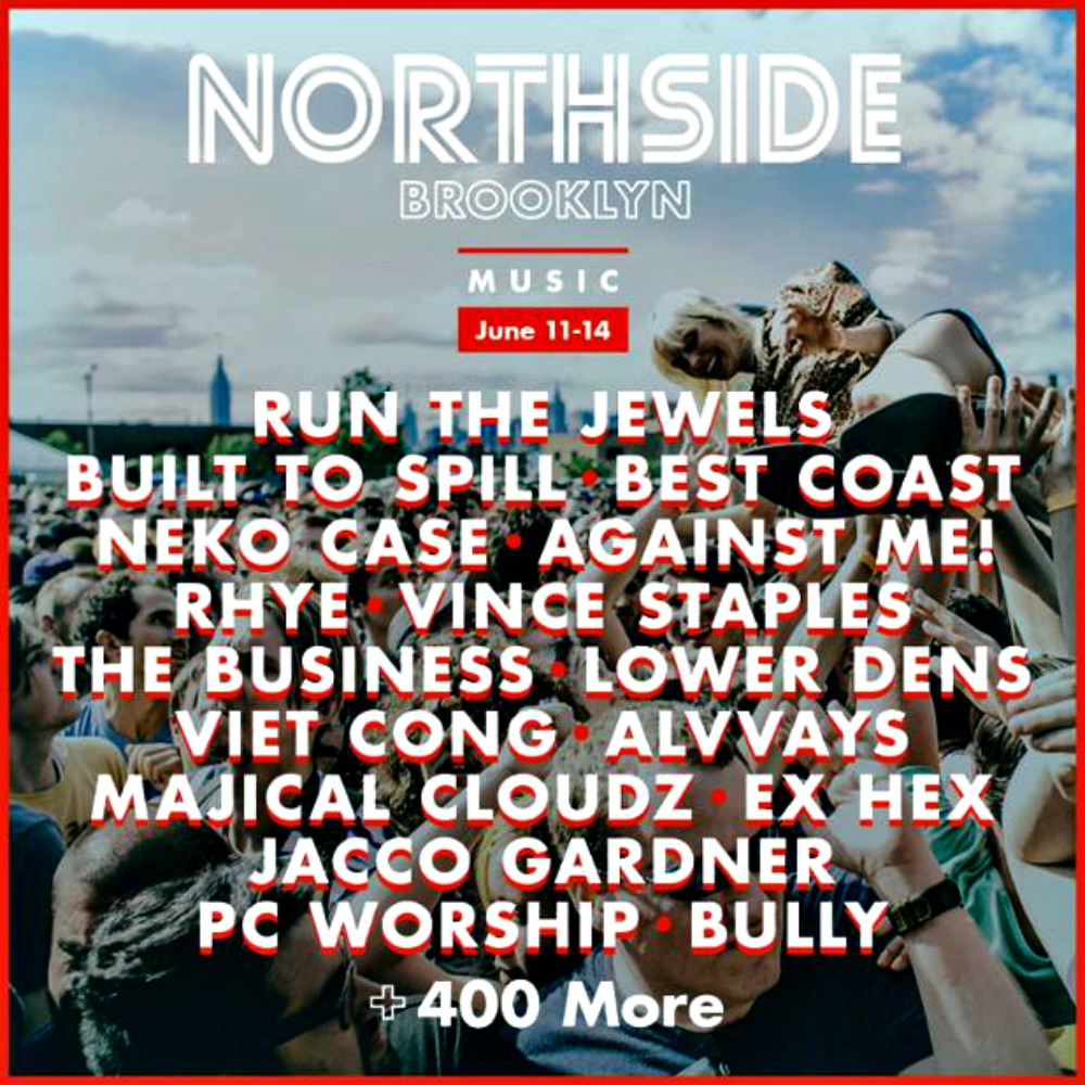 PLAYLIST: The Top Acts To Catch At Northside Festival