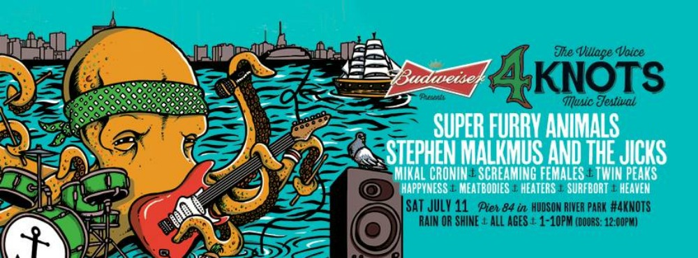 FESTIVAL PREVIEW: The 5th Annual 4Knots Music Festival – Our Top Picks