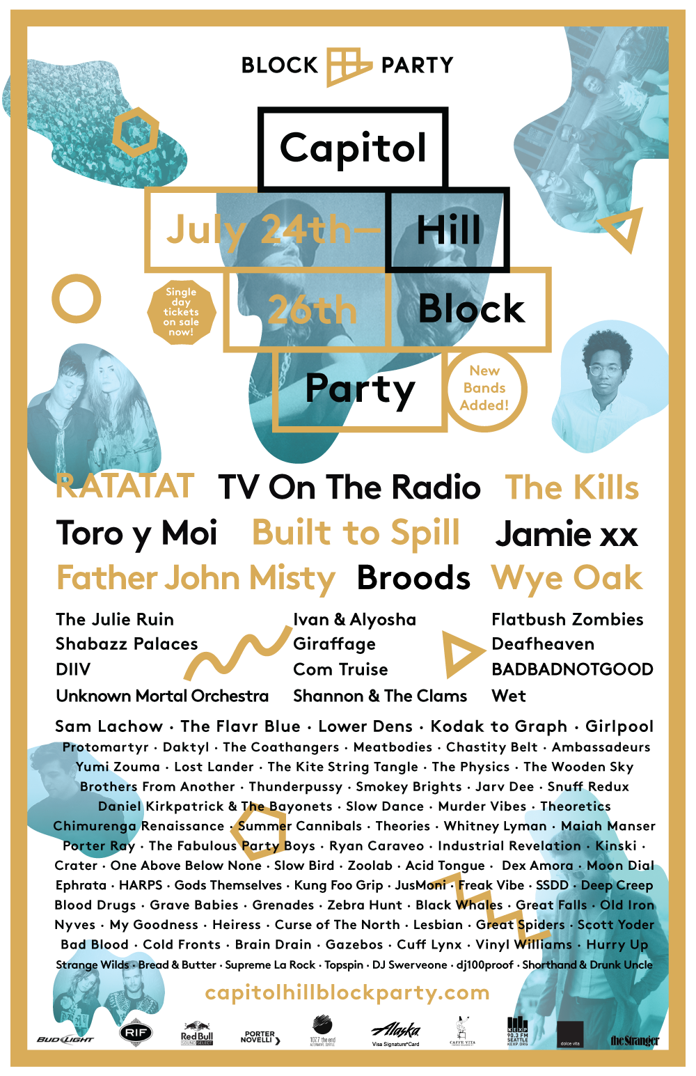 FESTIVAL PREVIEW: Seattle's Capitol Hill Block Party – The Femme's Picks