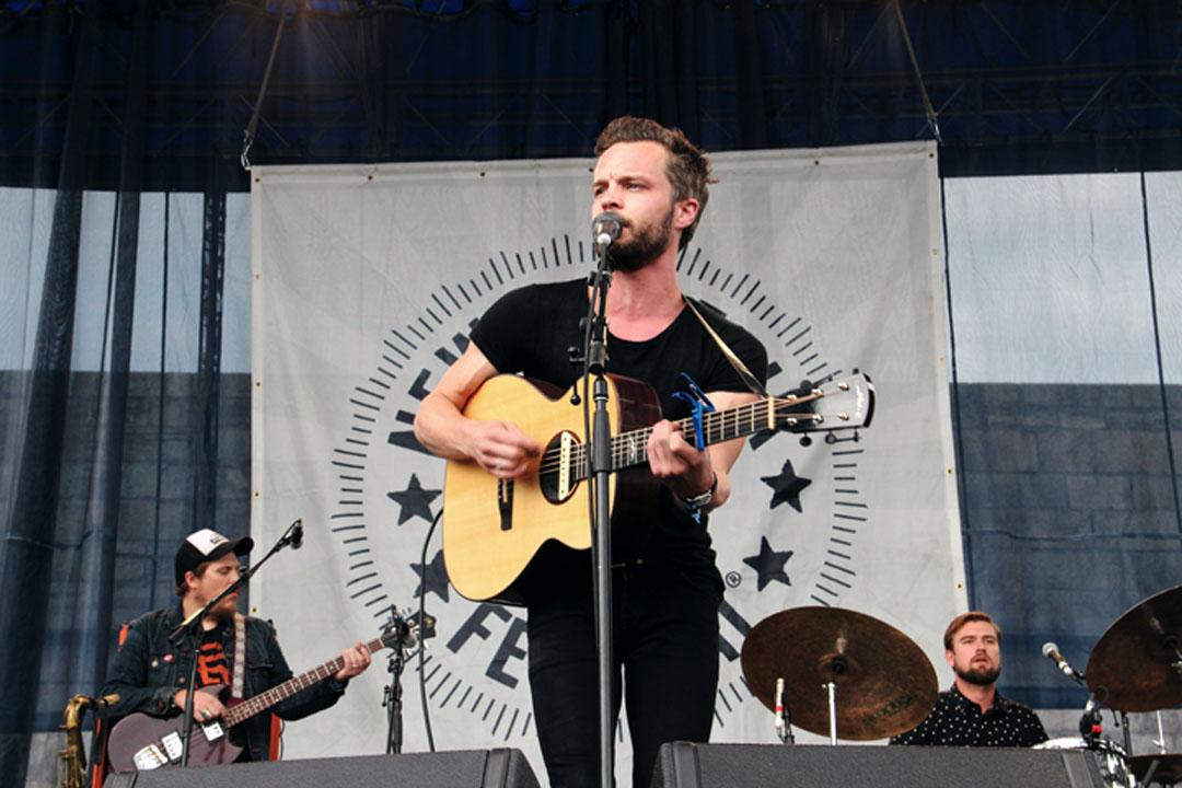 FESTIVAL REVIEW: Newport Folk Fest '15 Day 1