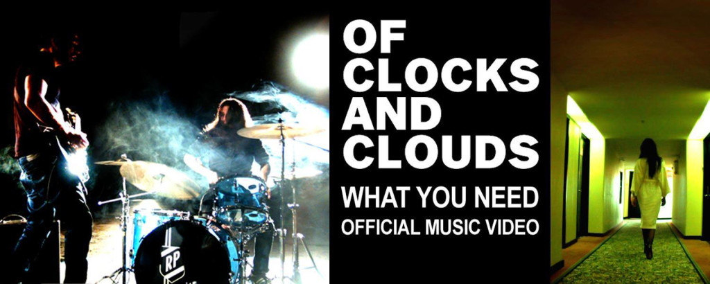 of clocks and clouds