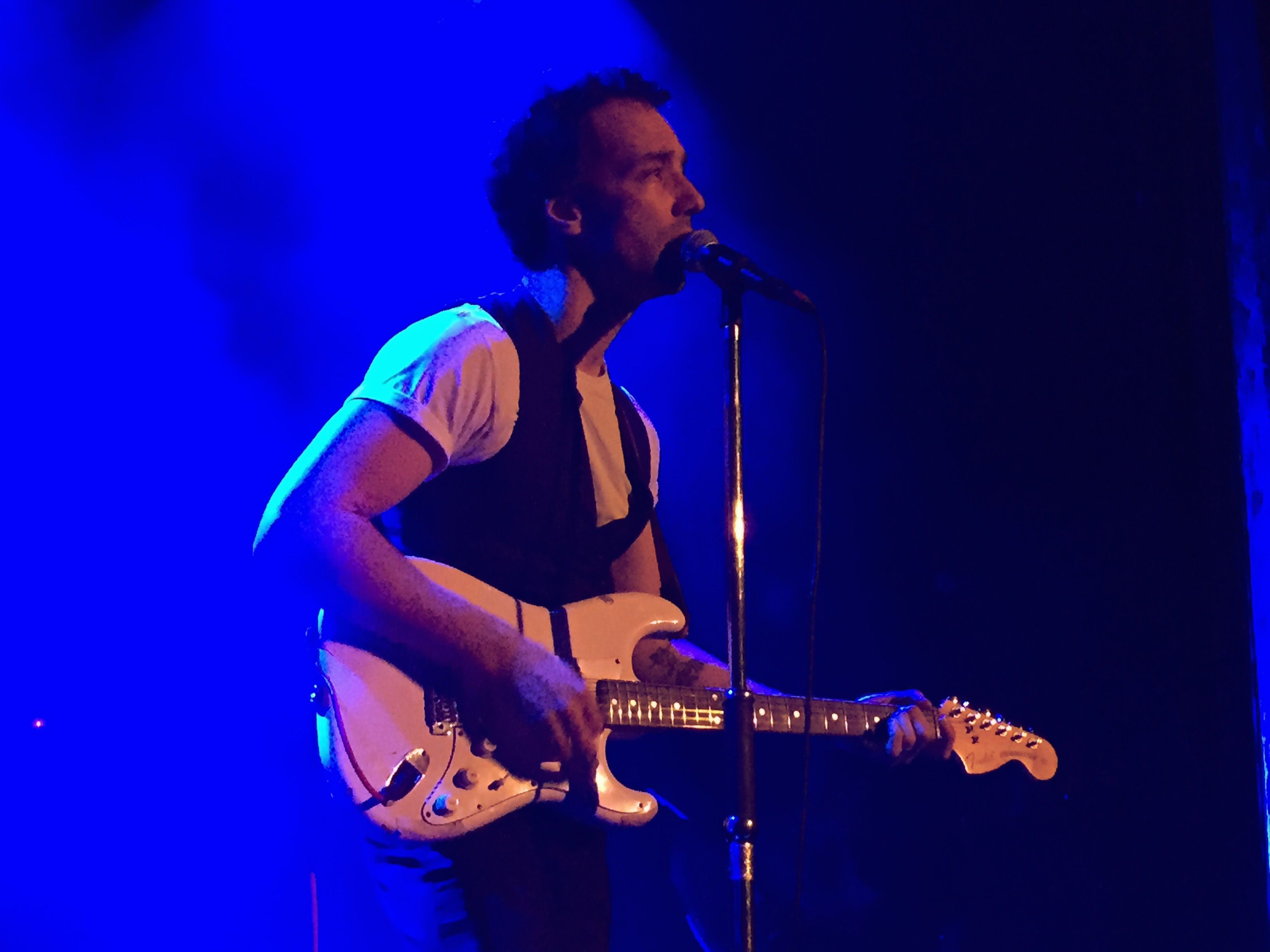LIVE REVIEW: Albert Hammond, Jr. @ Bowery Ballroom