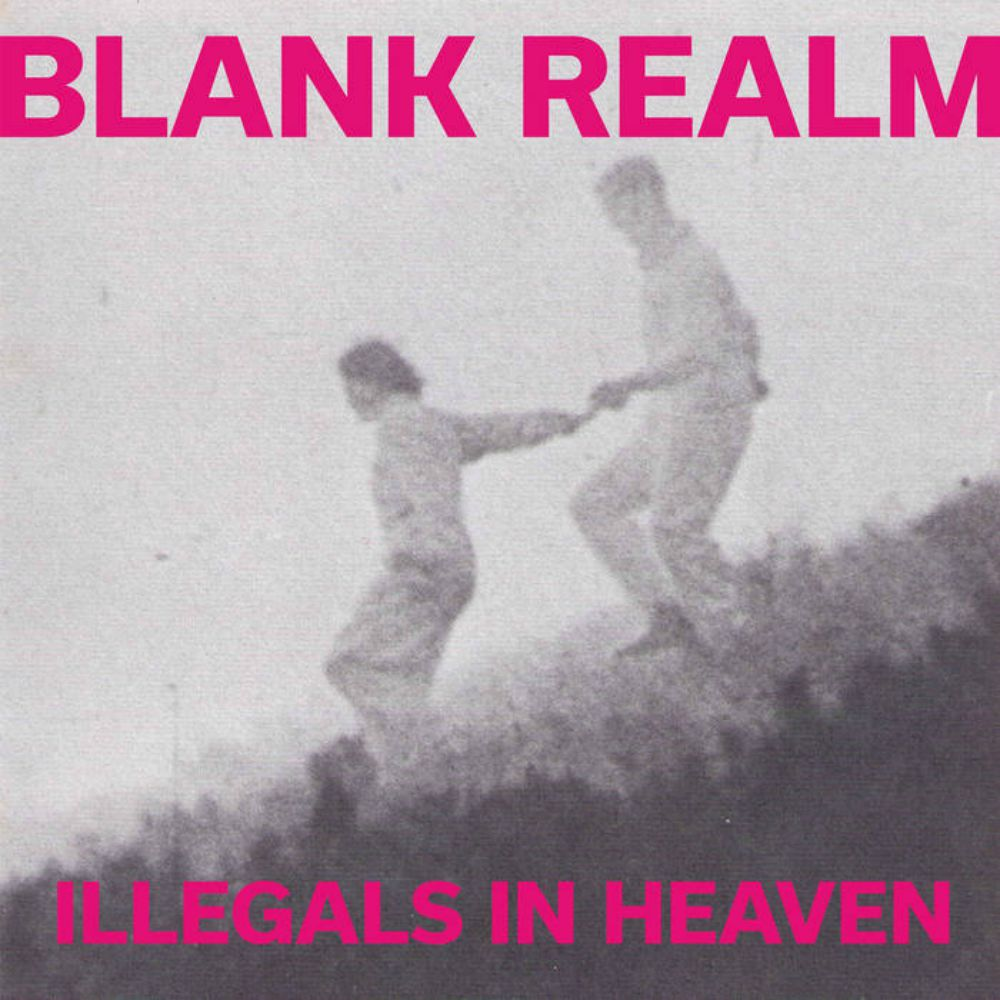 "ALBUM REVIEW: Blank Realm ""Illegals In Heaven"""