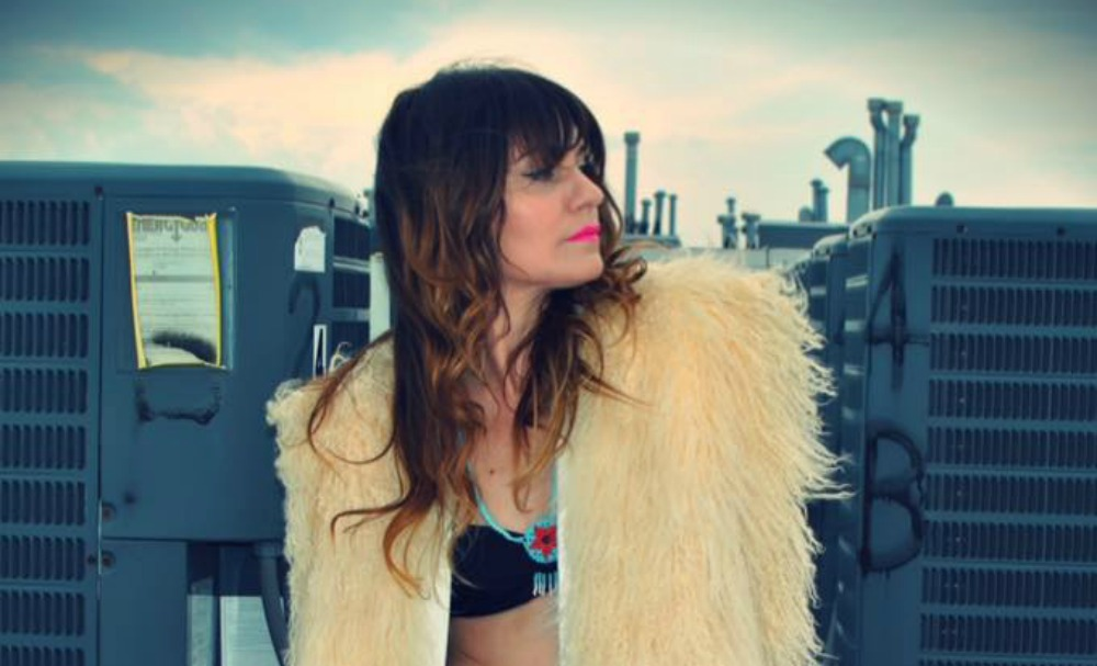 "VIDEO PREMIERE: Kimberly Wyma ""Hit and Run"""