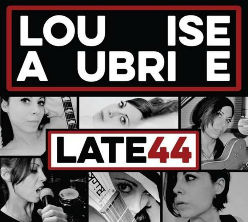 """ALBUM REVIEW: Louise Aubrie """"Late 44"""""""