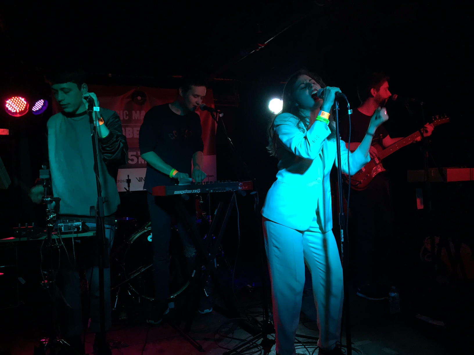 LIVE REVIEW: The Harpoons @ The Delancey