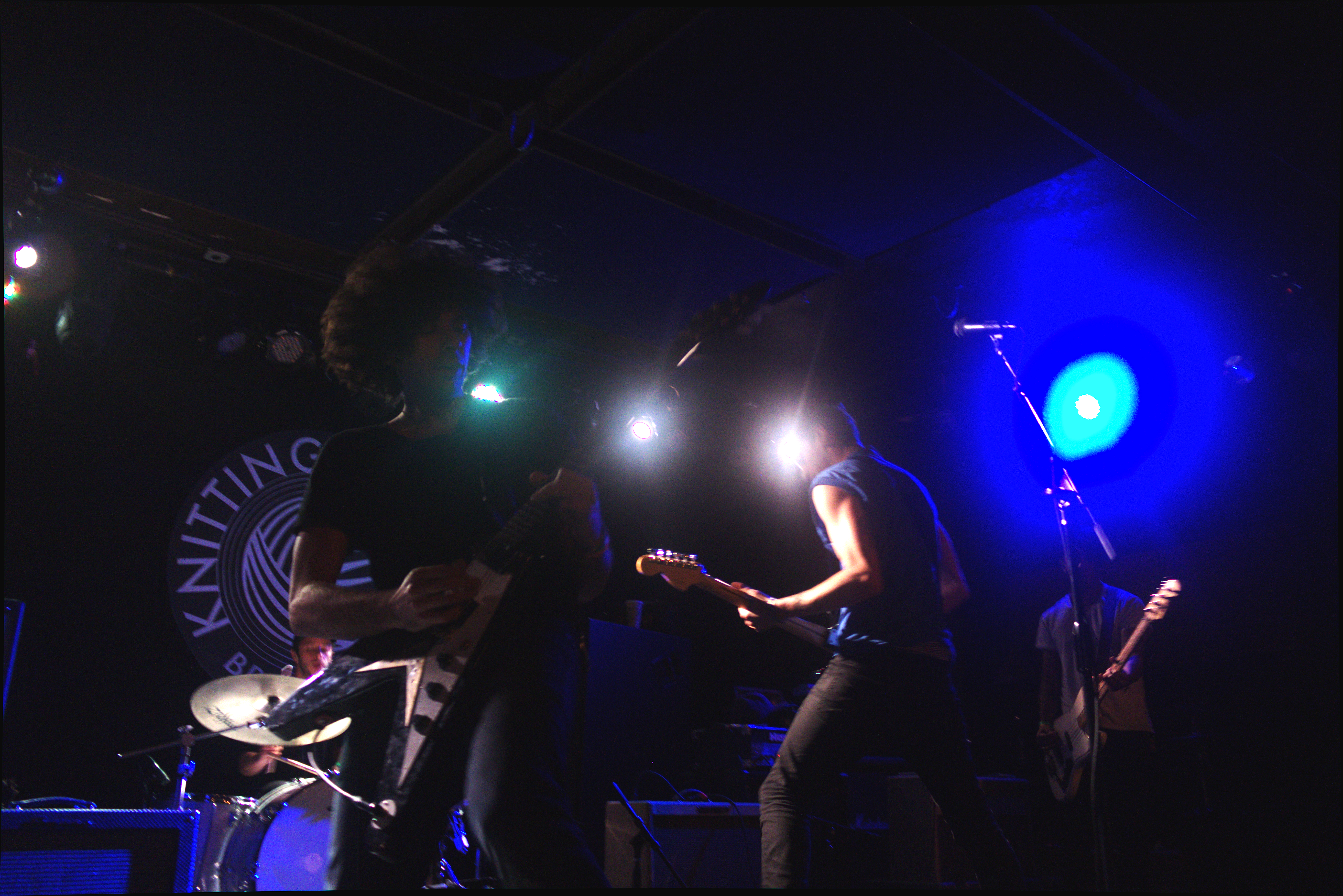 LIVE REVIEW: Honduras @ The Knitting Factory