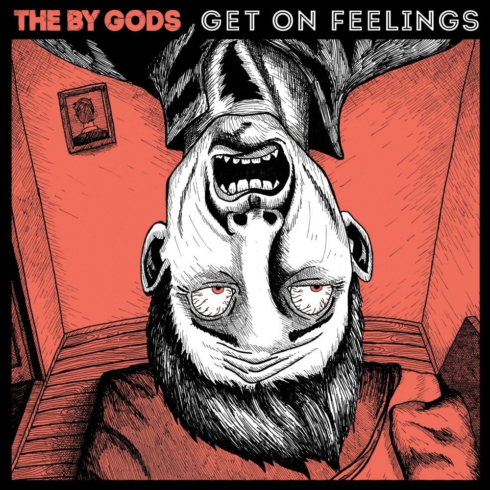 The By Gods - Get On Feelings artwork high-res