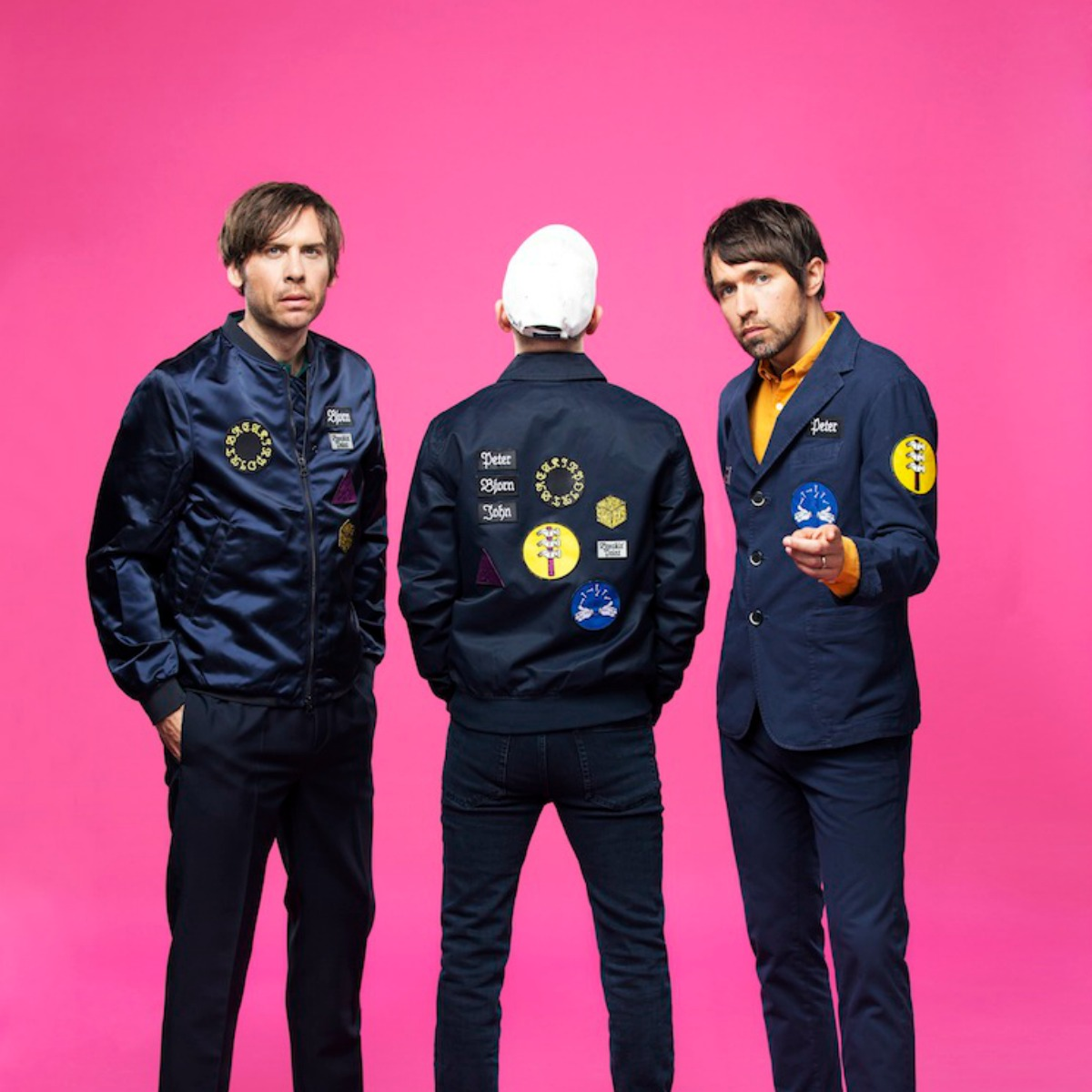 ARTIST PROFILE:  Peter Bjorn and John