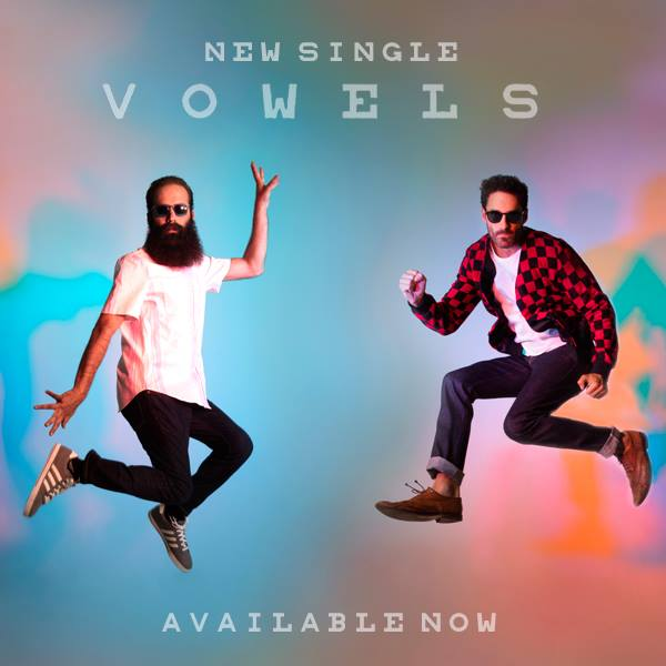"TRACK REVIEW: Capital Cities ""Vowels"""