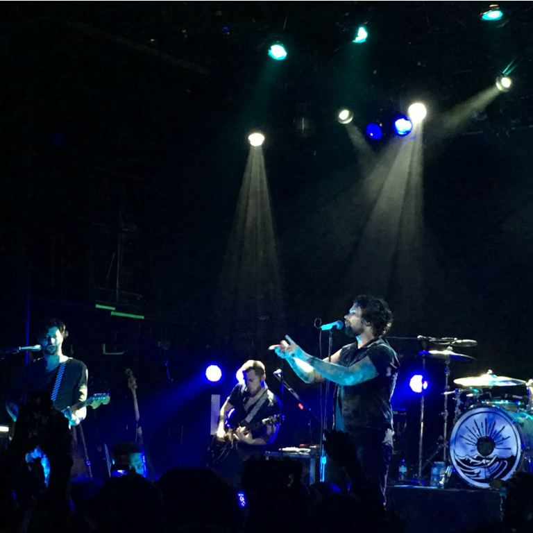 LIVE REVIEW: Taking Back Sunday at Irving Plaza