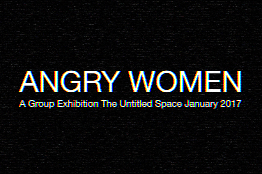 "PREVIEW + CALL FOR SUBMISSIONS: ""Angry Women"": A Group Exhibition Curated by Indira Cesarine"