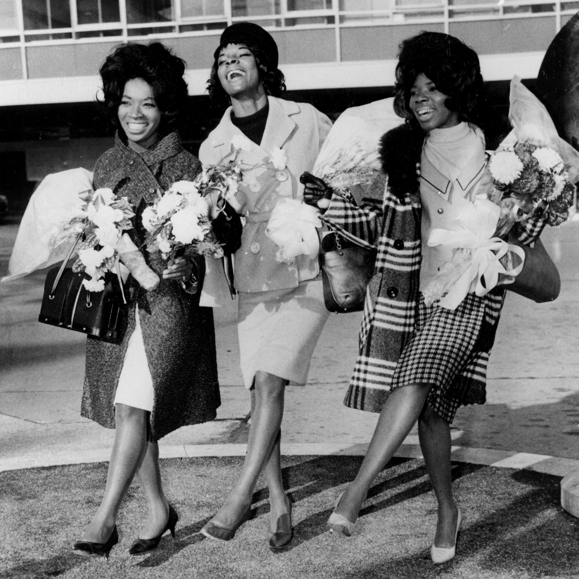 """PLAYING DETROIT the Mourning After: Martha and The Vandellas """"Dancing in the Street"""""""